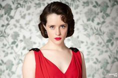 Lady Persie (Claire Foy) in Upstairs Downstairs