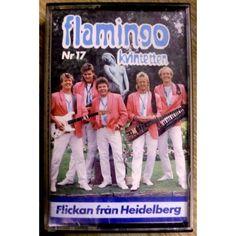 Flamingo Kvintetten: Nr. 17 - Flickan från Heidelberg