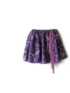 Pink and purple skirt for girls Size 3T4T by QuickFashionSkirts, $29.00