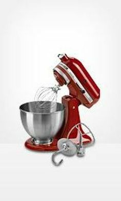 Fantastic Red Small Kitchen Appliance Useful Small Kitchen Appliance Mixer