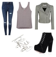 """""""Untitled #2583"""" by marta-moreno-1 ❤ liked on Polyvore featuring IRO, Miss Selfridge, Rebecca Minkoff and Topshop"""