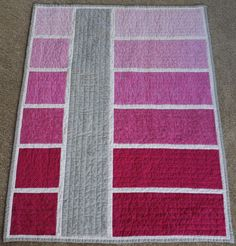 Super cute baby quilts (and others!) - obviously not these colors