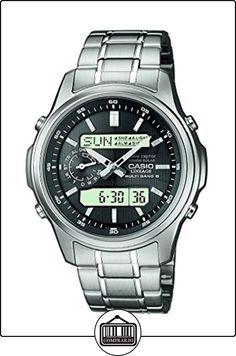 Carte Blanche  0 - Reloj de cuarzo para hombre, con correa de acero inoxidable, color plateado de  ✿ Relojes para hombre - (Gama media/alta) ✿