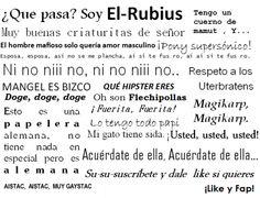 ELRUBIUS ♥♥♥♥♥♥