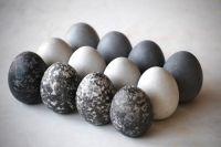 Ägg i betong 3-pack