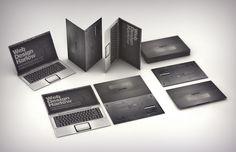 Creative business cards (Web designer)