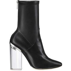 Fall 2015 Shoes Christian Dior ❤ liked on Polyvore featuring shoes, boots, ankle booties, ankle boot, footwear, heels, heeled ankle booties, ankle bootie boots, ankle boots and heeled booties