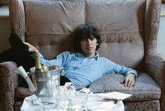 George Harrison, Paris, 1965.