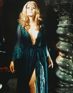 Who´s the fairest of them all?  (Ingrid Pitt in 1970  Countess Dracula).