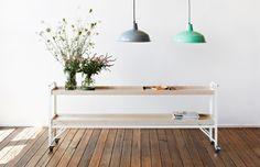 Industria X — The Design Files | Australia's most popular design blog.