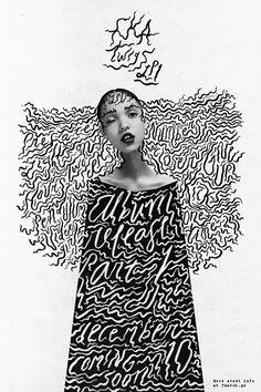 FKA twigs /// LP1 - Poster on Behance
