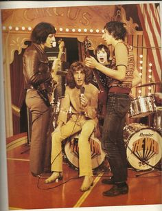 "The Who- Opening up ""A Quick One"" at the Rolling Stone's Rock and Roll Circus ""Her man's been gone..."""