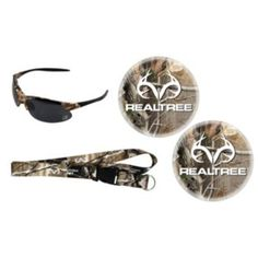 7ade92b05fc More ideas. Realtree Camouflage 4-Piece Lifestyle Package. Set includes   lanyard