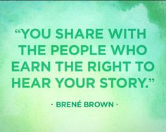 -Brene Brown.  Her books changed my life.