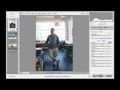 ▶ Photoshop CC tutorial: Correcting exposure and recovering highlights | lynda.com - YouTube