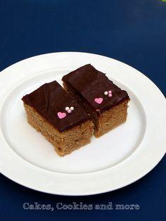 Cakes, Cookies and more: Chilbi - Magenbrotschnitten Rezept