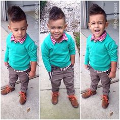 kids fashion #boy #outfit, can't you see Shaun in this @ambersherese