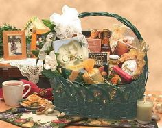 A Gift of Grace Gourmet Gift Basket