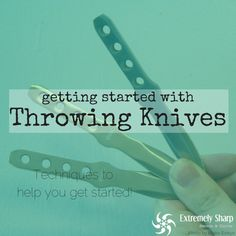 Throwing knives are growing in popularity across the nation.If you are new to the hobby, here are techniques on how to throwing knives for beginners. Know before you throw.