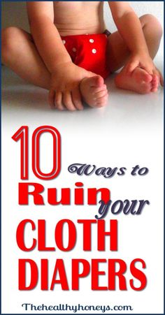 Finding a proper cloth diaper care routine - The Healthy Honeys