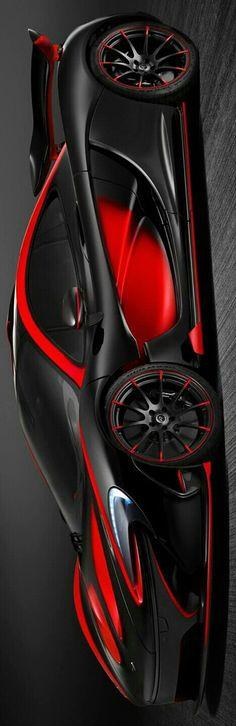 McLaren P1 by Levon