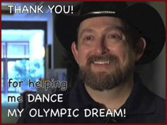 My supporters page for my fundraising effort is now.  Live for info or to donate go to:  http://igg.me/at/DanceSportGames/x/2559281