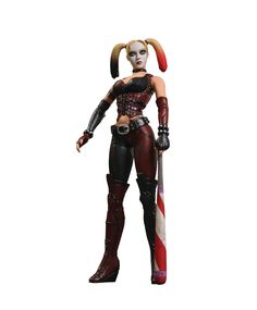 DC Direct Batman Arkham City Series 1 Harley Quinn Action Figure ** Click image for more details. (This is an affiliate link) Batman Arkham City, Batman Arkham Series, Gotham City, Batman 2, Batman Stuff, Harley Quinn, Joker And Harley, Batgirl, Catwoman