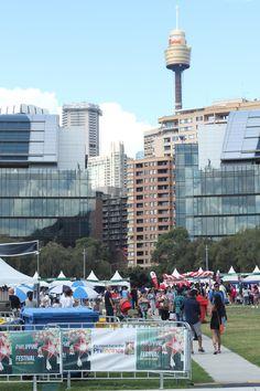 Tumbalong Park, Darling Harbour Sydney