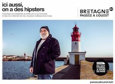 BRETAGNE PASSEZ À L'OUEST Region Bretagne, Corporate Communication, Compare And Contrast, Print Layout, Editorial Layout, Travel And Tourism, Advertising, Ads, Marketing