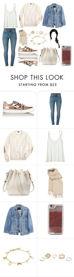 """Sin título #4757"" by paula896 ❤ liked on Polyvore featuring Miss Selfridge, Yves Saint Laurent, J.Crew, Calypso St. Barth, Sophie Hulme, Hermès, Y/Project, LMNT, IaM by Ileana Makri and GUESS"