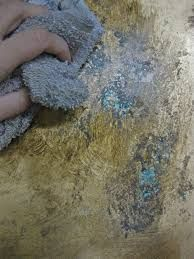 Image Result For Ralph Lauren Paint Faux Metallic Technique Glaze Faux Painting Walls Faux Finishes For Walls Faux Painting