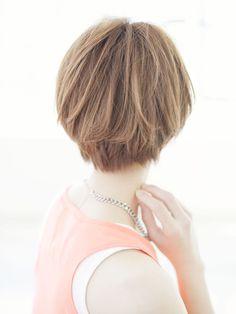 2013 小顔になる人気ショートスタイル☆ - HOULe / ウル [東京都] - スタイル -