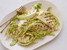 Grilled Cabbage : Perfect alongside any cut of meat in a sweet BBQ sauce or honey marinade.