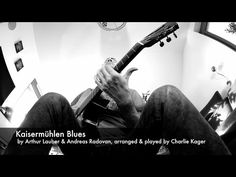 Videos - Charlie Kager Kaiser, Instrumental, Cover, Blues, Play, Videos, Fictional Characters, Fingerstyle Guitar, Guitar Sheet Music