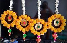Door Hanging Decorations, Diy Diwali Decorations, Diwali Diy, Diwali Gifts, Ganpati Decoration Design, Diwali Celebration, Hanging Paintings, Indian Festivals, Handmade