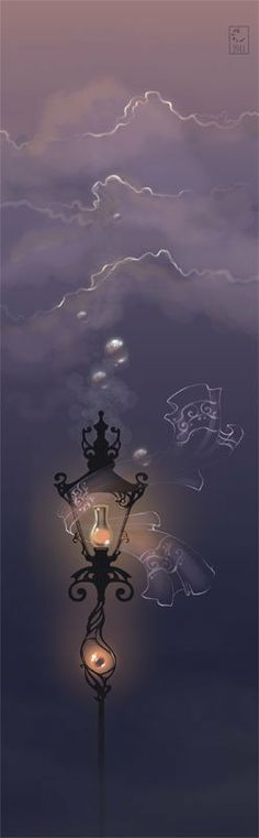 some lanterns use magic by doubt abandoned