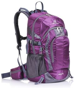 Binlion Hiking Backpack ** Tried it! Love it! Click the image. : Hiking packs