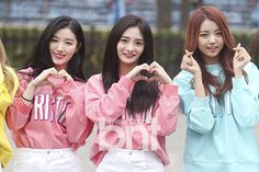 Pristin Siyeon, Kyulkyung & Nayoung