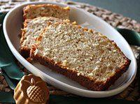 Pineapple and Macadamia Nut Bread: Pineapple Bread With Macadamia Nuts and Coconut - use 1 1/2 c macadamia nuts, 1/2 t lemon zest