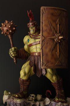 Planet Hulk   Statue   Bowen Designs Marvel Comics