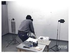Otis College Faculty Chris Warner demonstrates how to Digitally Photograph your own Two-Dimensional Art, specifically Graphite Drawings on White Paper. Chris...