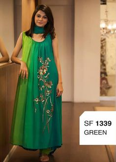 New Awesome Frock Designs For Girls 2015-2016 | Top Designer Frock Collection | BestStylo.com