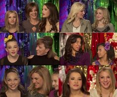 Dance Moms! Love the girls and their moms!