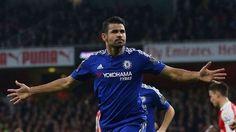 Diego Costa Nyatakan Keinginan Tinggalkan Chelsea
