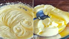 The most delicious homemade vanilla cream – best recipe – Typical Miracle Hungarian Desserts, Hungarian Recipes, Homemade Sweets, Homemade Vanilla, Vanilla Cream, Icing, Bakery, Good Food, Food And Drink