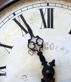 Guerin-Boutron clock - vintage
