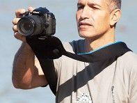 Strap & Wrap Camera Holder