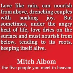 Mitch Albom, Daily Wisdom, All About Time, Heaven, Surface, Author, Joy, Reading, Quotes