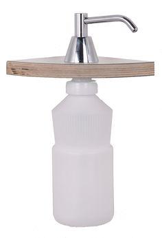Invouw zeepdispenser