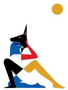 Cabideiro — ilustração